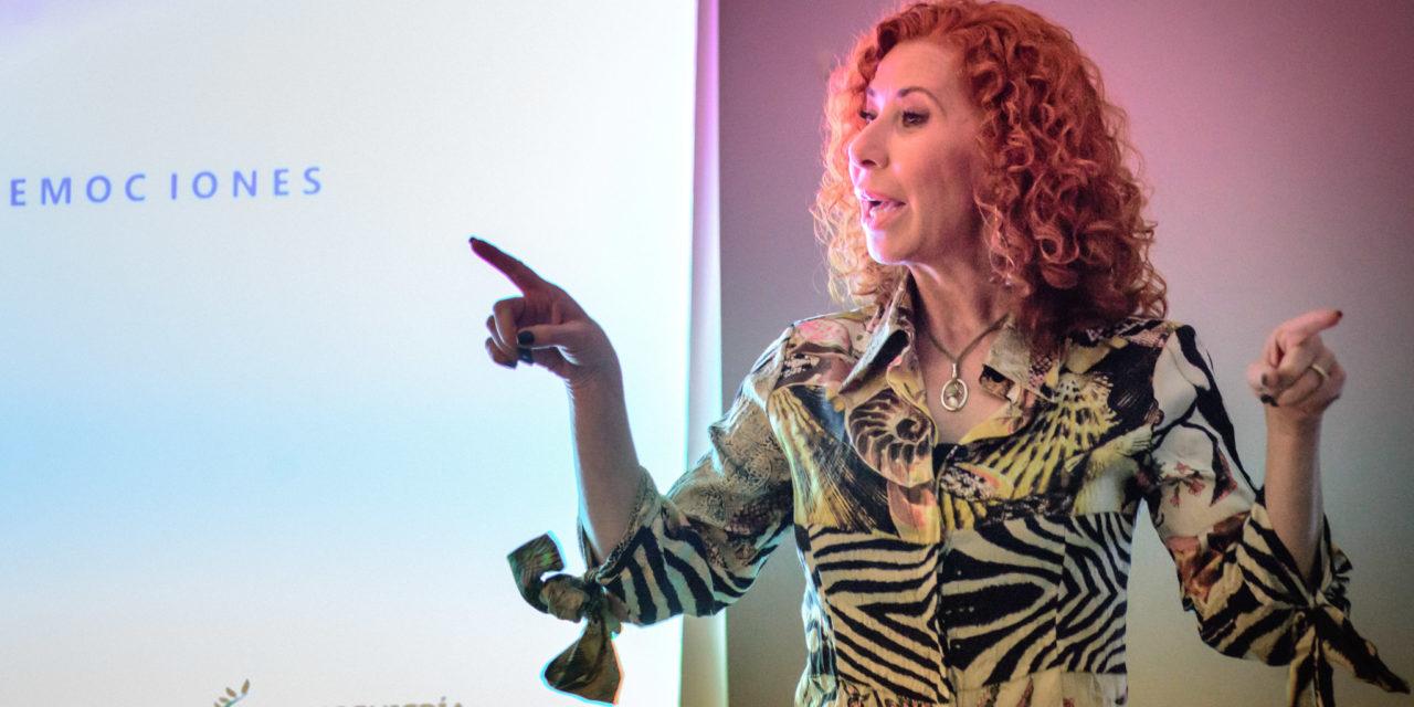Arancha Merino, la ingeniera de las emociones