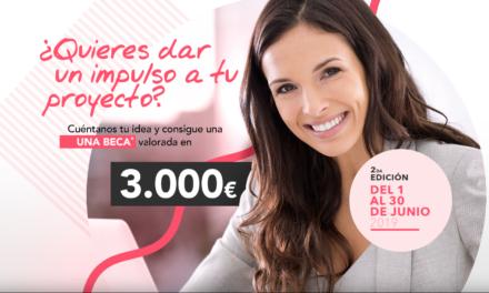 Las becas #Sigueadelante apoyan el emprendimiento femenino