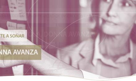 Donna Vola, Donna Avanza te ayuda a emprender