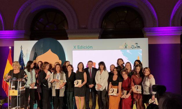 Mujeres innovadoras que reconstruyen el entorno rural