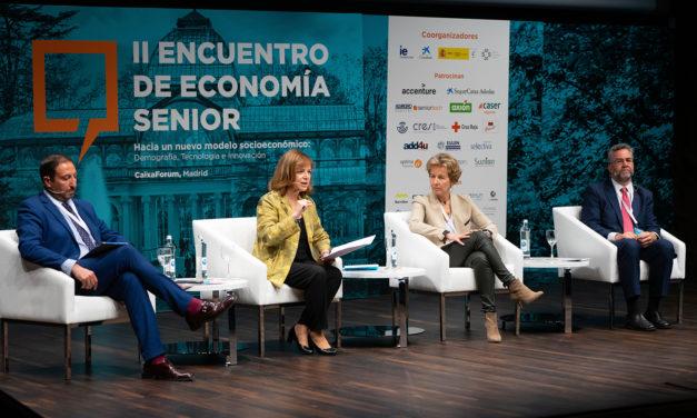 La Economía Sénior a debate