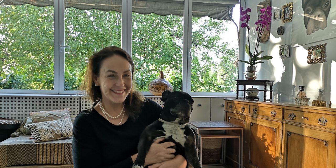 Vivienne Sarobe: «Trabajo con gente que crece y eso es un lujo»