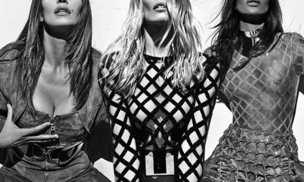 Las supermodelos de los 80 y 90 vuelven a primera fila