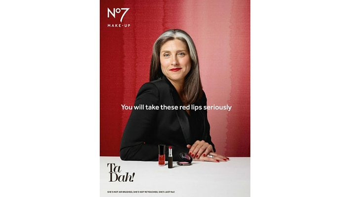 Campaña Real Woman sin photoshop para Boots nº7, 2013