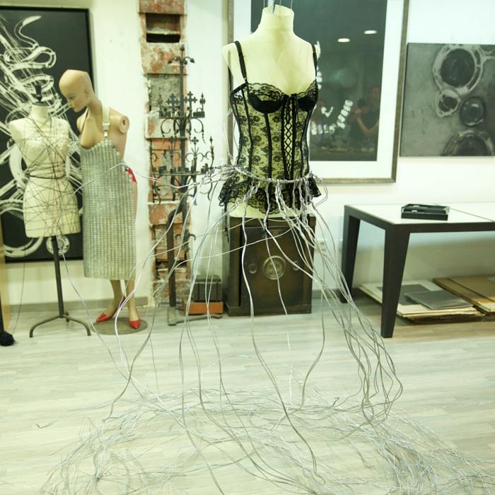 Escultura. Obra y Copyright de Ines Diarte
