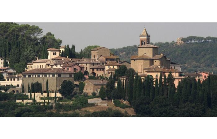 Solomeo en Umbría. Cortesía www.solomeo.it