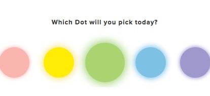 Unes 30.000 puntos de colores y ¿qué tienes? ¡Un puntazo!