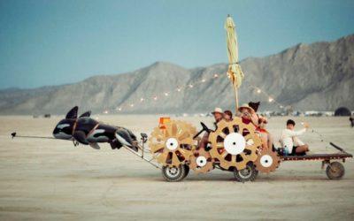 ¿Qué es eso del Burning Man?