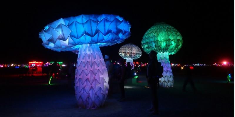 Burning Man 2016. Foto: k8itts