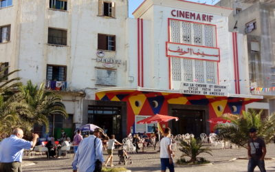 Tanger, esa extraña ciudad
