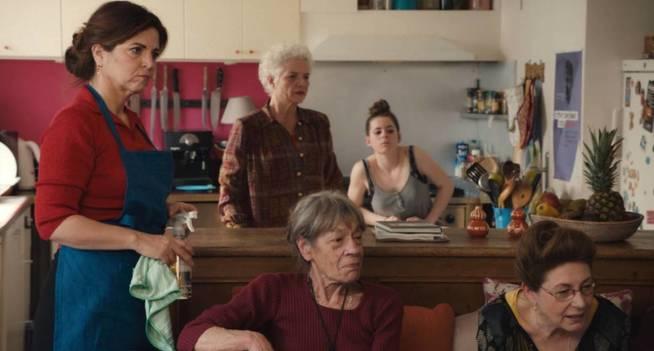 fotograma de la película 50 Primaveras, dirigida por Blandine Lenoir, 2017