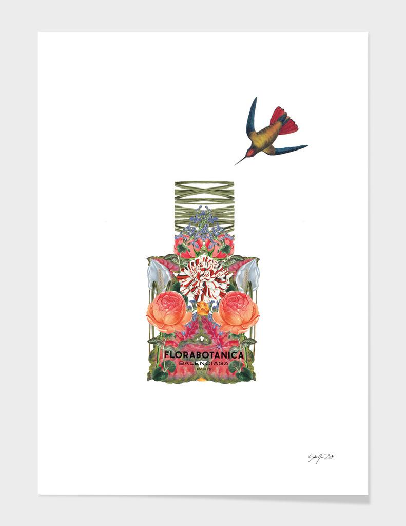 serie Floral Alchemy realizada por Sixto-Juan Zavala