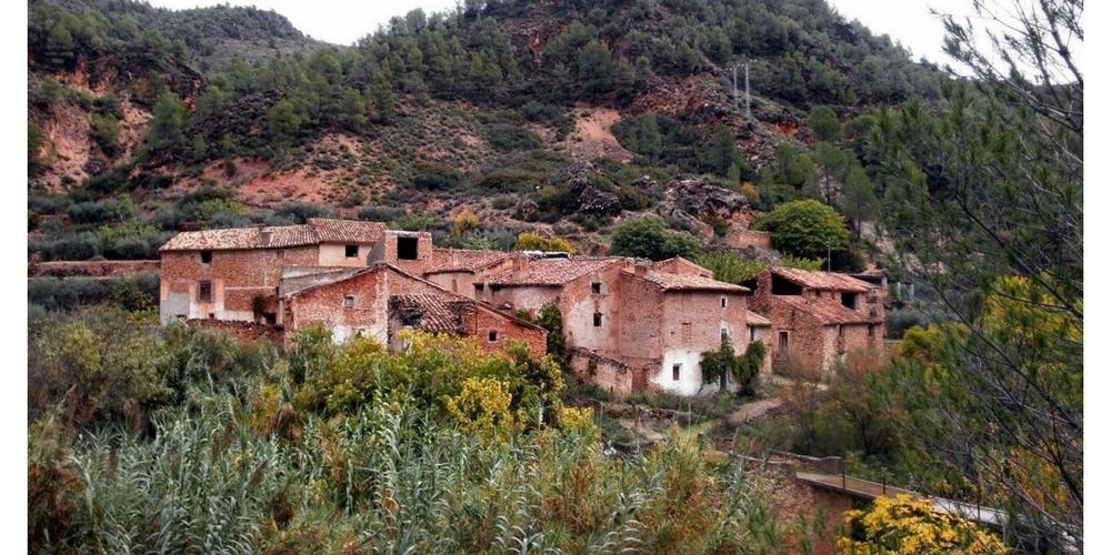 1Alcadima (Albacete). Foto de Faustino Calderón para su blog  Pueblos deshabitados