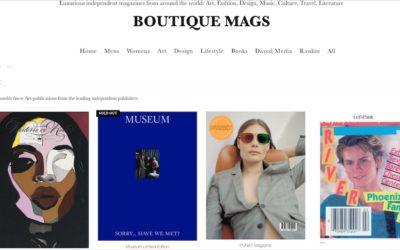 El kiosco digital de las revistas en papel más arriesgadas