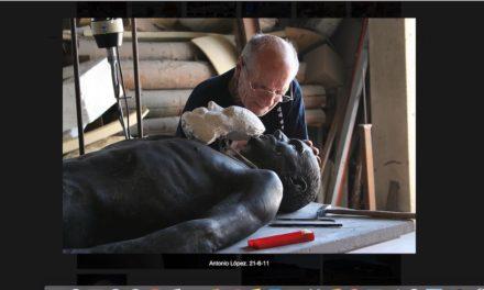 El espíritu y la obra de Antonio López plasmados en una web