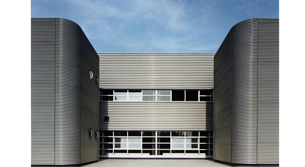 Factory Buildings, 1981/1983, Nicholas Grimshaw