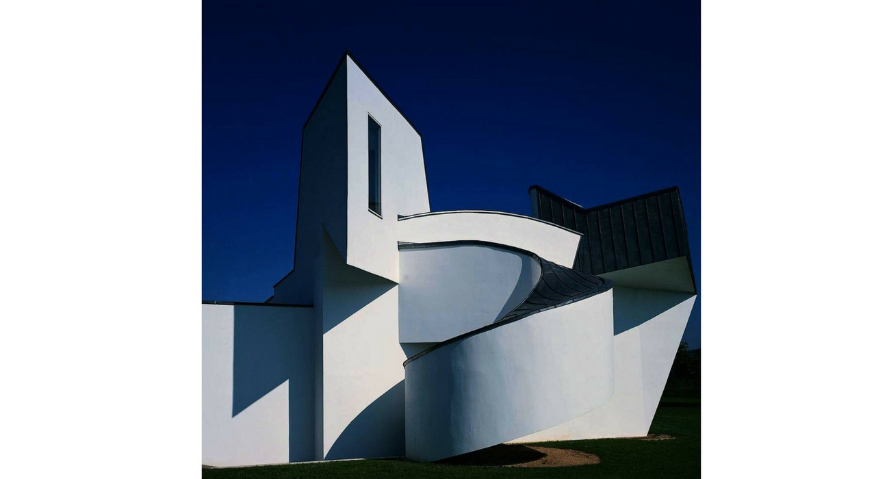 Vitra Design Museum Frank Gehry, 1989