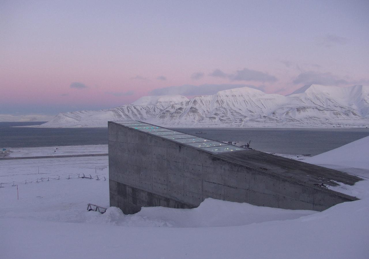 Foto: Mari Tefre/Svalbard Globale frøhvelv/flickr