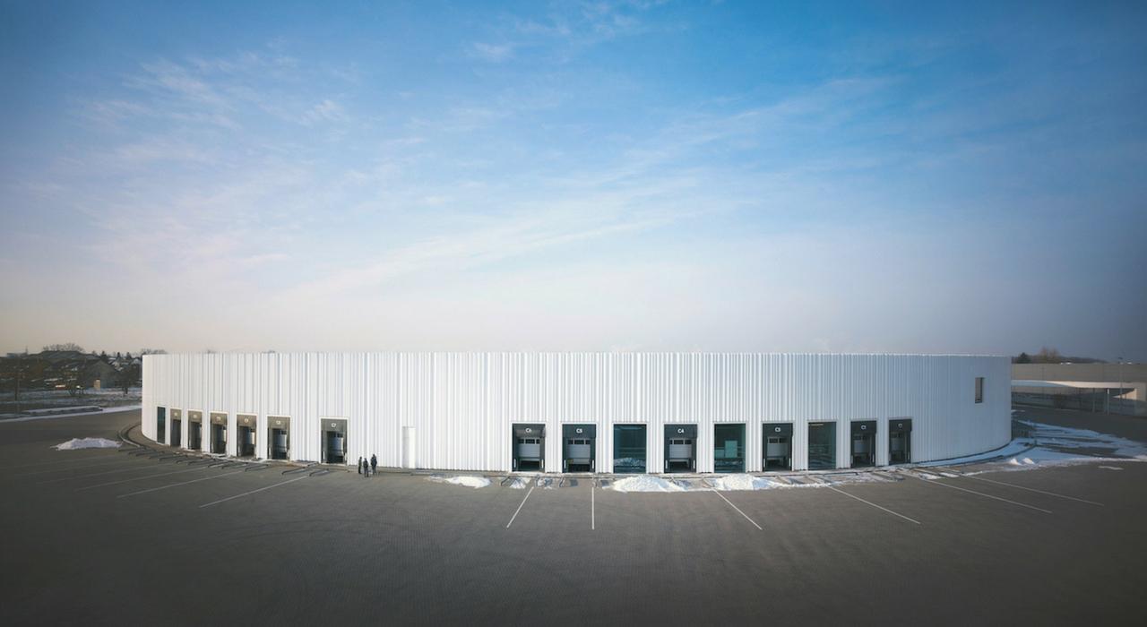 SANNA Factory Building, 2012