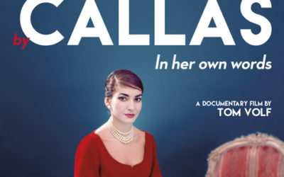 Maria by Callas: In Her Own Words