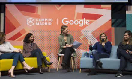 Creando nuevos moldes en Campus Madrid