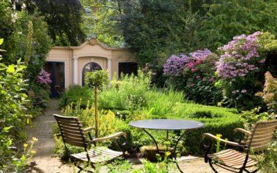 Un recorrido por jardines privados de Amsterdam