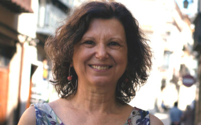 María Consuelo Altable, el arte de la palabra