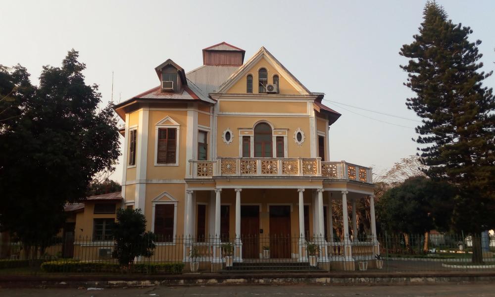 casa colonial en zona residencial en Maputo