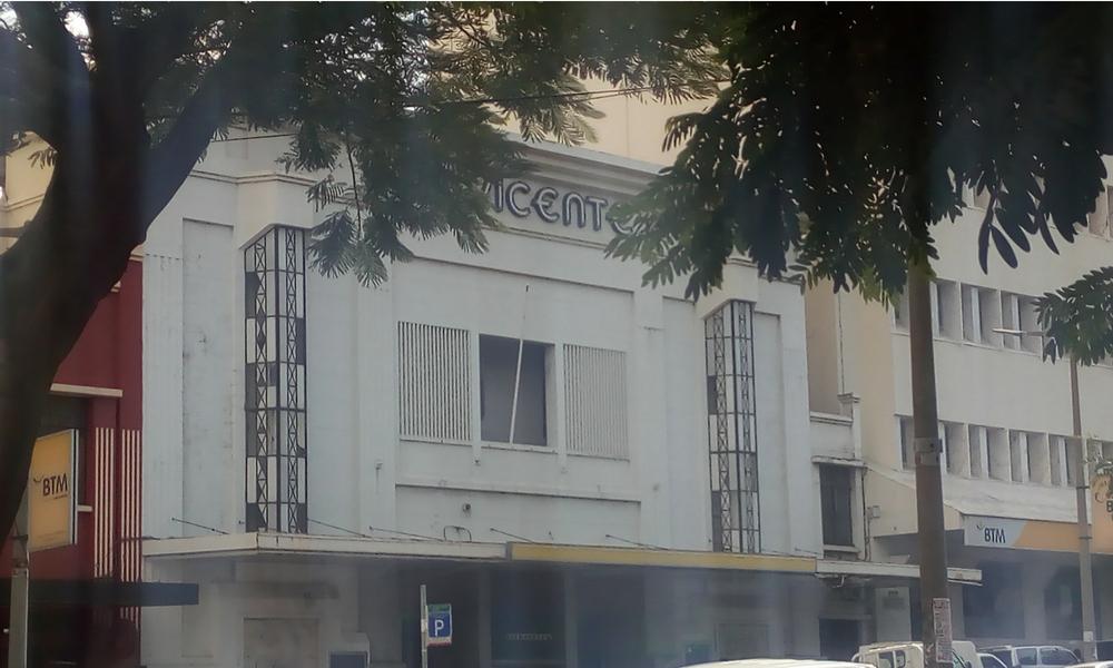 Gil Vicente Café, música en vivo en Maputo