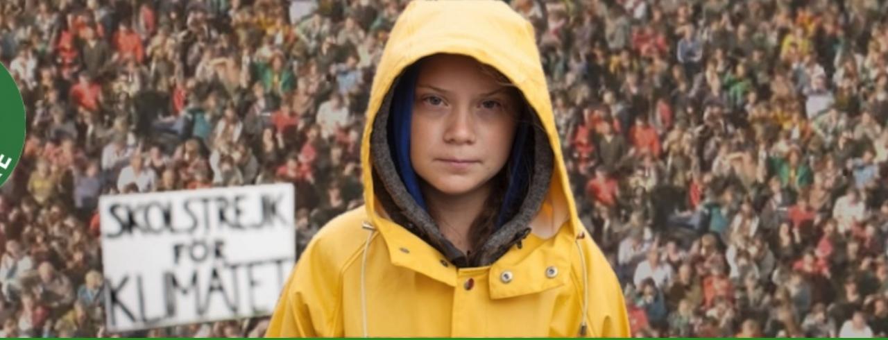El discurso de Greta Thunberg saca los colores al statu quo