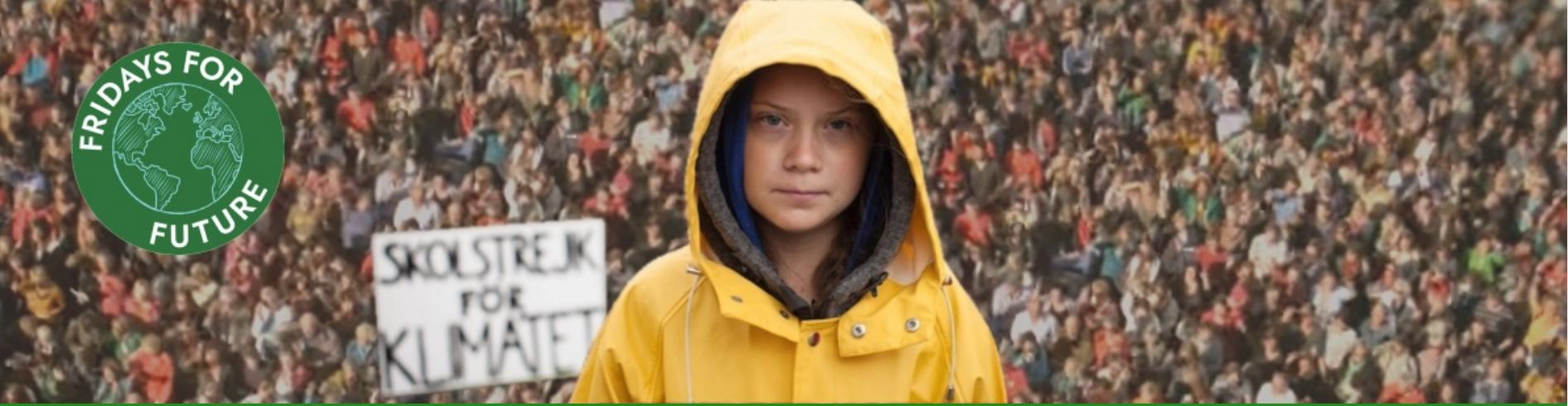 Greta Thunberg ©www.fridaysforfuture.org