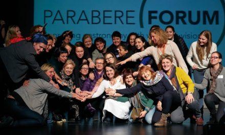Parabere Forum, el congreso mundial de mujeres expertas en alimentación