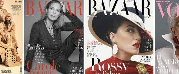 Revistas que celebran a mujeres fabulosas y con mucho que contar