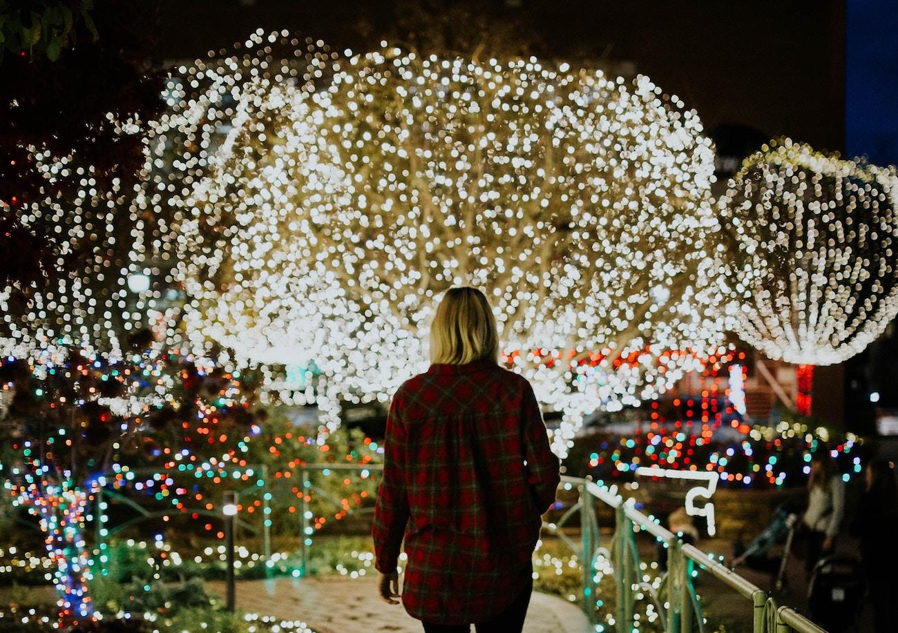 Navidad. Foto: Brooke Cagle/Unplash